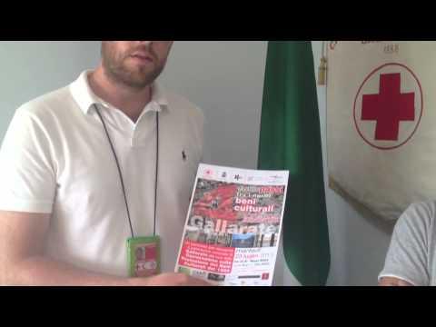 Alla scoperta dei monumenti di Gallarate con la Croce Rossa