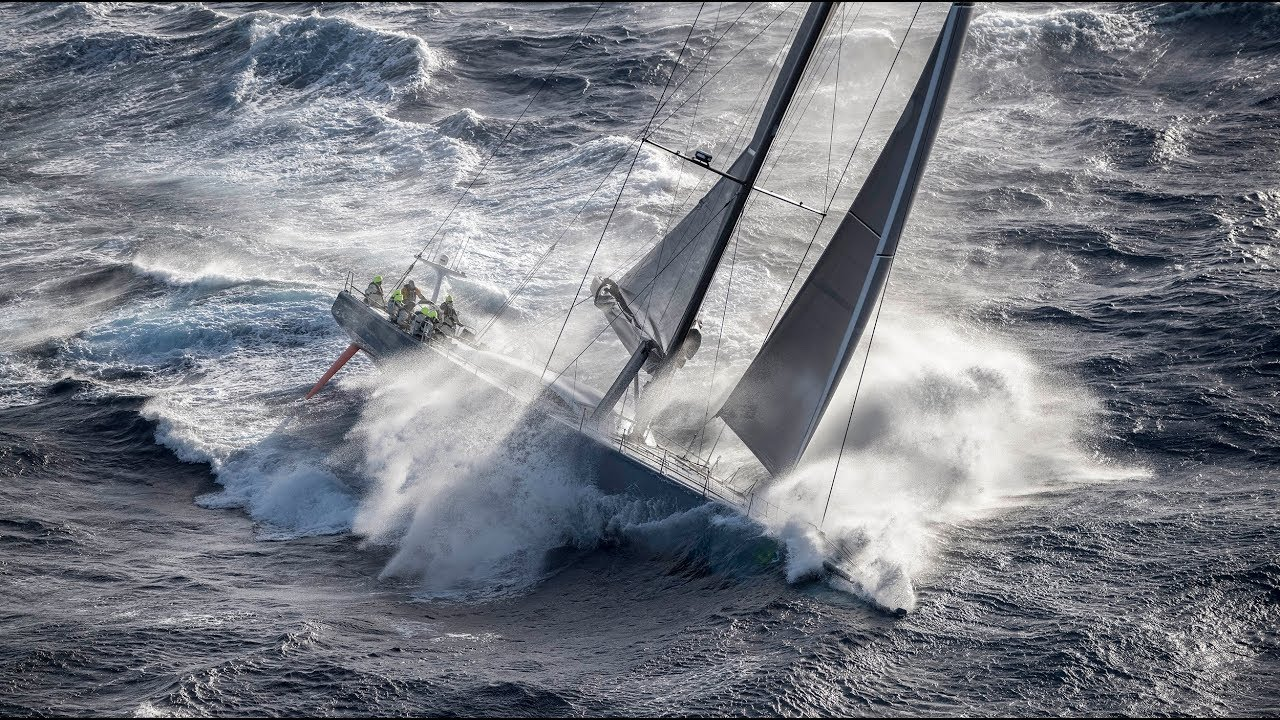 2017 | Rolex Middle Sea Race Highlights
