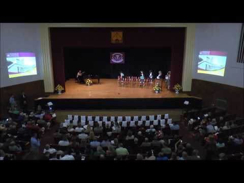 University of Charleston PA White Coat Ceremony 2017
