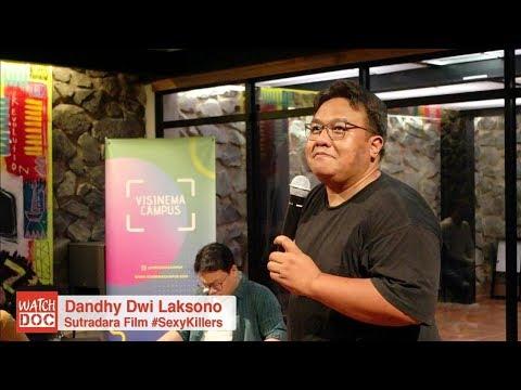 """Diskusi """"Menggugat #SexyKillers bersama @Dandhy_Laksono"""" di @VisinemaID"""