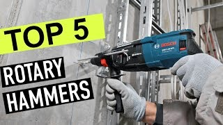 BEST ROTARY HAMMERS! (2020)