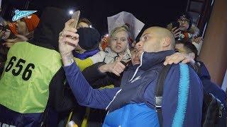 Скрытая камера «Зенит-ТВ»: главком, земляк Ракицкий и ничья в Черкизово