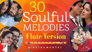 Flute Version   30 Soulful Melodies   Audio Jukebox   Instrumental   Vijay Tambe