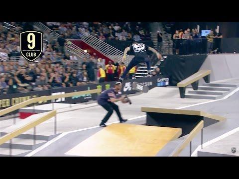 Cody Mcentire 9 Club Nollie Bigheel // 2016 LA Supercrown