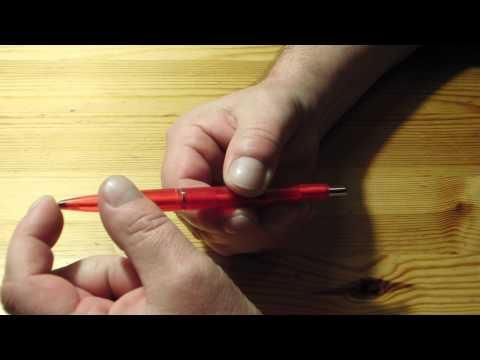Plotterstift in 2 Minuten selbst gebaut