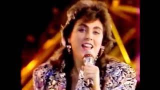 "Laura Branigan - ""Spanish Eddie"" 1985 stage and video performance"