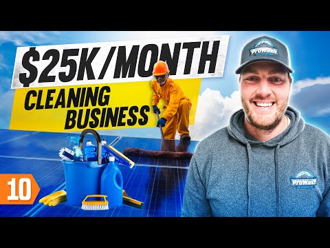 , title : 'How to Make $25k/Month on a Cleaning Business