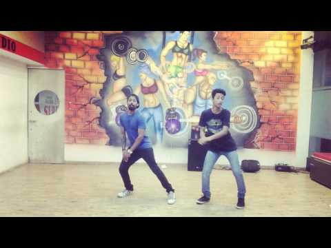 Cheez Badi Dance Video | Machine | Choreographed by Trishal Gaikwad | Support by Aqil