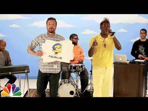 Lil Yachty provides a rap primer on The Simpsons · Newswire · The A.V. Membership