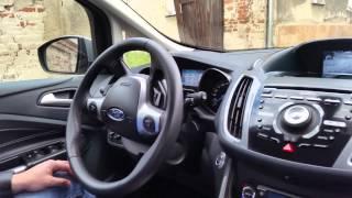 Parkowanie ford c max 2012