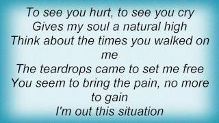 411 - Teardrops Lyrics