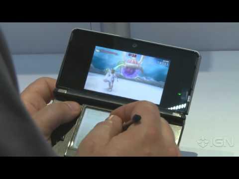 Gameplay E3 de Kid Icarus : Uprising