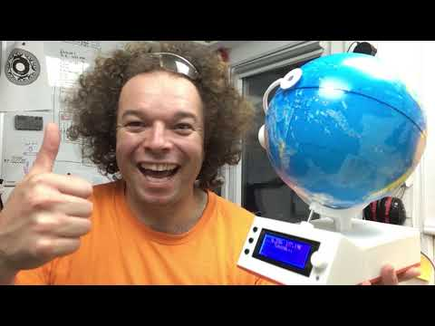 Awesome RadioGlobe for an Auditory Adventure