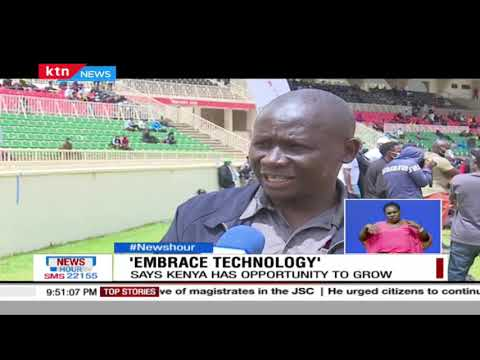 Coach Stephen mwaniki has reiterated the need to embrace the use of new technology