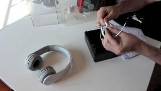 Wangs On Ear Kopfhörer von Fanny Wang für iPhone & Co.