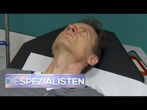 Was für Rückenschmerzen unter dem Schulterblatt zu tun