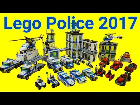 Lego Police car Toys