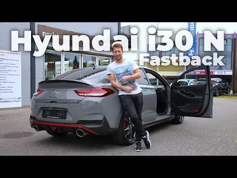 New Hyundai i30N Fastback 2021 Review Interior Exterior