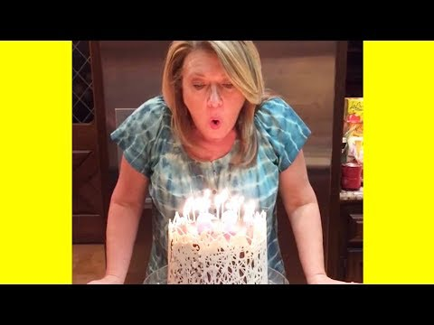 Funny Video of Hilarious Birthday Mishaps