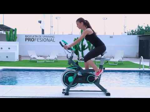 Bicicleta Spinning Profesional Extrem 20, Cecotec