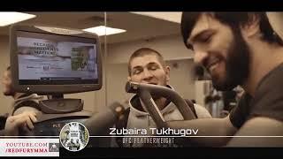 Хабиб Нурмагамедов и Зубайр Тухугов смотрит Эртугрул