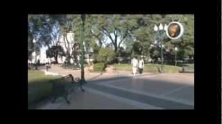 preview picture of video 'La plaza General Ramirez de Concepción del Uruguay'