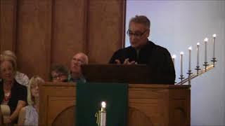 """Eternal Vigilance""; Scripture Readings: Psalm 121:1-8 and Galatians 5:1; Rev. Dr. Craig W"