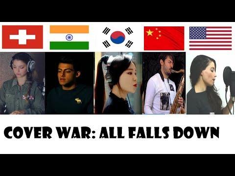 Who Sang It Better: Alan Walker - All Falls Down (Switzerland, India, Korean, China, USA)