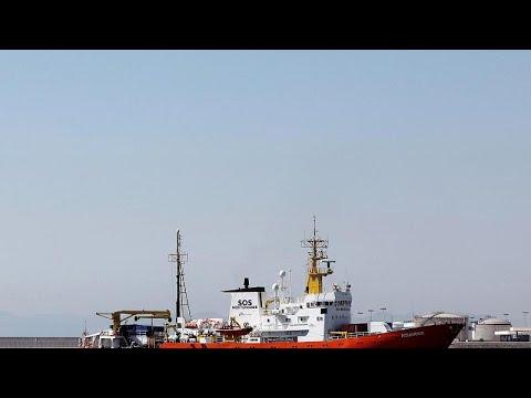 Το τέλος της «οδύσσειας» του πλοίου Ακουάριους