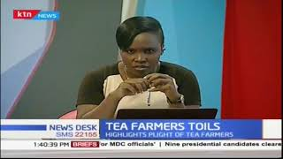 COTU SG Francis Atwoli defends tea farmers