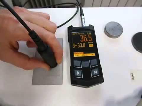 Константа К6Ц. Измерение с усреднением и статистической обработкой результатов.