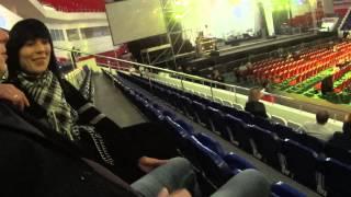 Концерт Roxette в Краснодаре 16 Ноября 2014 в Баскет-холл