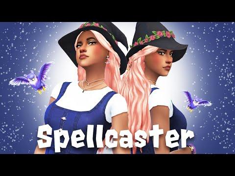 Spellcaster 🔮✨|| The Sims 4: Create A Sim