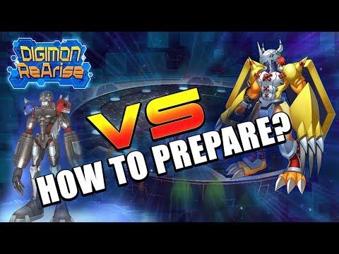 Digimon ReArise | Battle Park Coming Today How To Prepare!