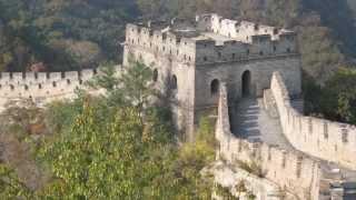 Video : China : A trip to MuTianYu Great Wall - video