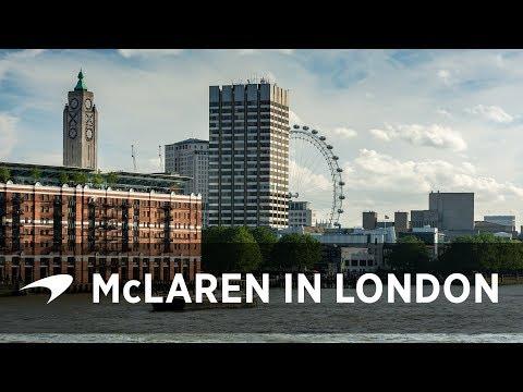 McLaren Applied Technologies - London