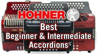 Best Beginner & Intermediate Accordions
