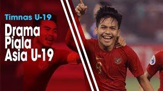 Timnas U-19 Indonesia Lolos secara Dramatis usai Kalahkan Uni Emirat Arab