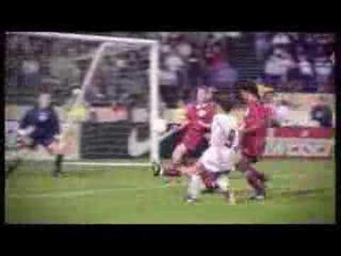 Mia Hamm and Julie Foudy Highlight Video