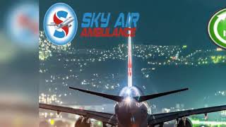 Sky Air Ambulance Service in Jaipur with Excellent Medical Aid