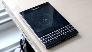 Blackberry Passport In 2021! (Still Worth Buying?) (Review)