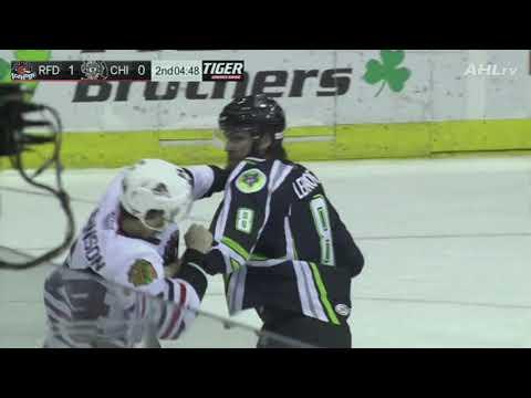 Reese Johnson vs Brett Lernout