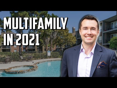 5 Reasons to Invest in Multifamily Real Estate in 2021