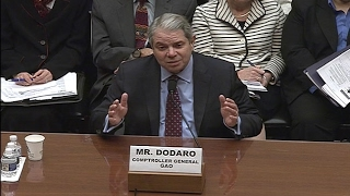 GAO: GAO: Comptroller General Testifies to U.S. House on GAO's 2017 High Risk List