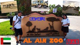 Al Ain Zoo Safari ride, UAE
