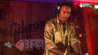 William Djoko - Live @ 3voor12 Radio 2016