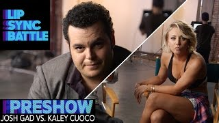 Interview Kaley Cuoco on Lip Sync Battle