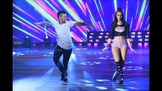 Nai Awada la rompió en bailando Cumbia Pop