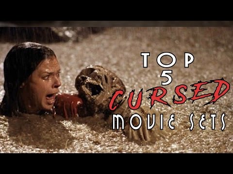 5 Most Cursed Movies Sets