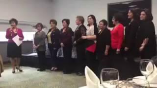 Cambio de mesa directiva de Asociación Tijuana
